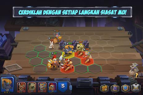 Tactical Monster Rumble Arena Tactics & Strategy