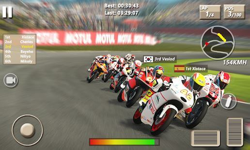 Speed Moto Bike Racing Pro Game 3D