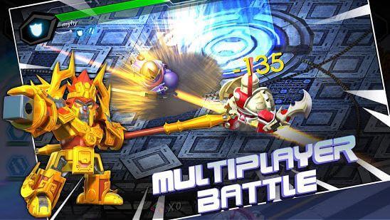 Herobots Build to Battle