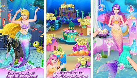 Mermaid Sisters - Fashion Star