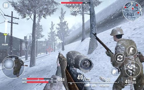 Call of Sniper WW2