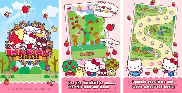 Hello Kitty Orchard