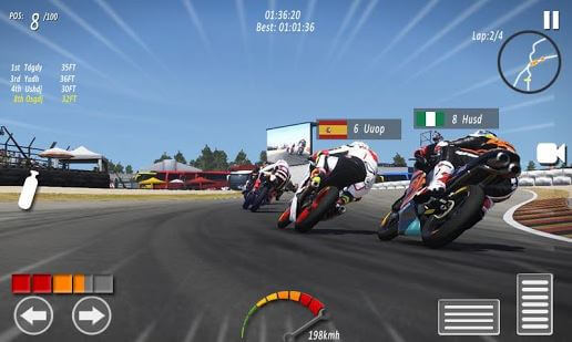 Motogp Racing 3D Game 2018