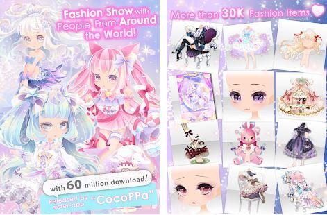 Star Girl Fashion CocoPPa Play