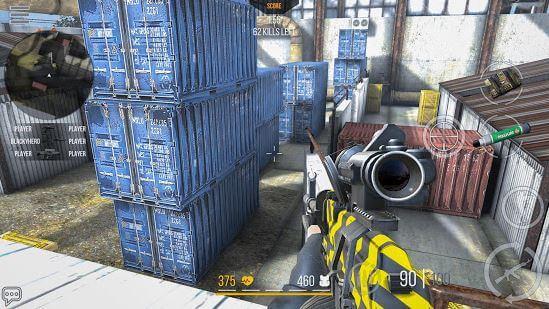 Modern Strike Online PRO FPS
