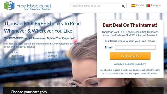 free ebook net