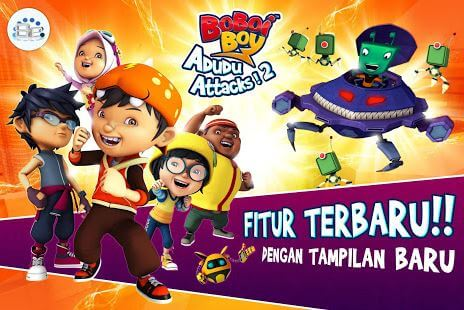 BoBoiBoy Adudu Attacks 2