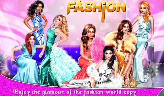 Fashion Show Stopper Model Girls Beauty Salon Game