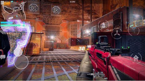Infinity Ops Online FPS