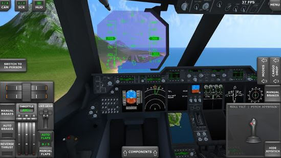 Turbopro Flight Simulator 3D