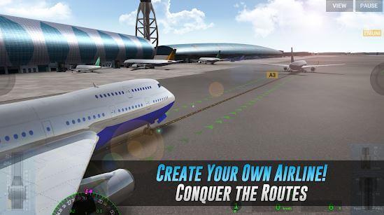 Airline Commander