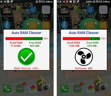 Auto RAM Cleaner