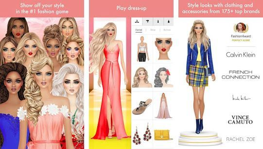 Covert Fashion - Dress Up Game