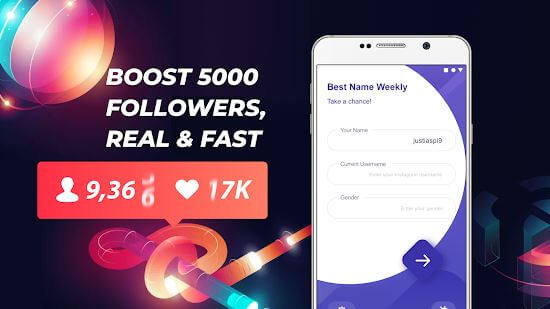 Fast 5000 Followers