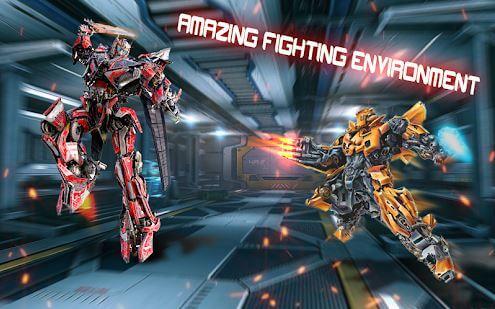 Super Robot Fighting Battle