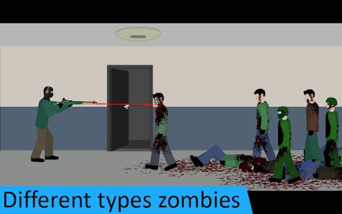 flat zombies defense cleanup