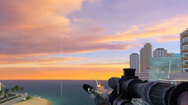 game sniper offline dan online