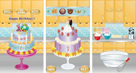 Cake Maker Shop