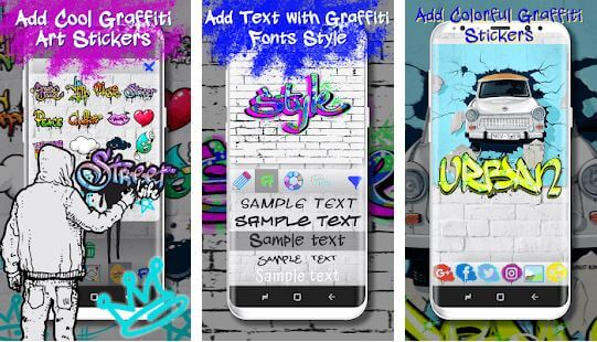 Graffiti Text - Logo Maker