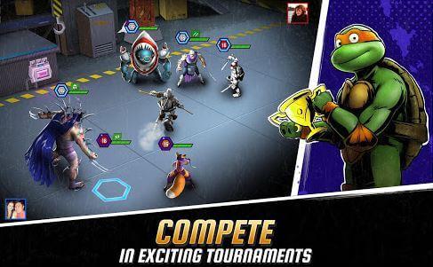 Ninja Turtles Legends