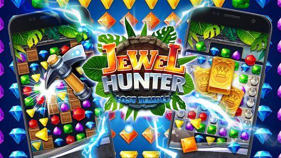 Jewel Hunter Lost Temple