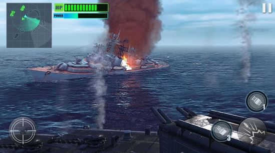 Silent Warship Hunter