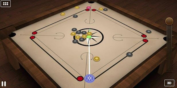 Carrom Candy Carrom 3D Free