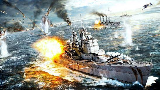 Invincible Battleship