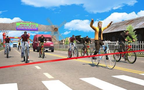 Bike Cycle Racing Games
