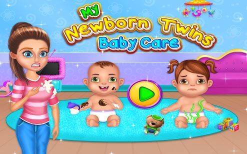 My Newborn Twins Baby Care