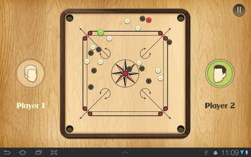 Touch Carrom