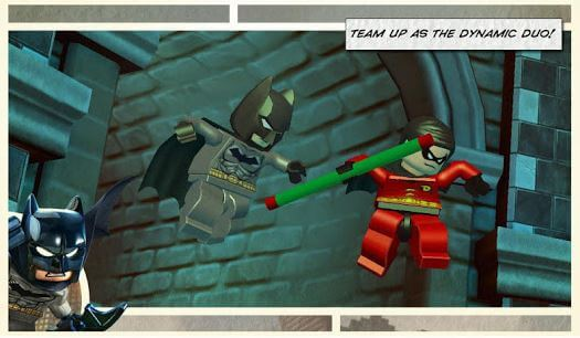 LEGO Batman Beyond Gotham