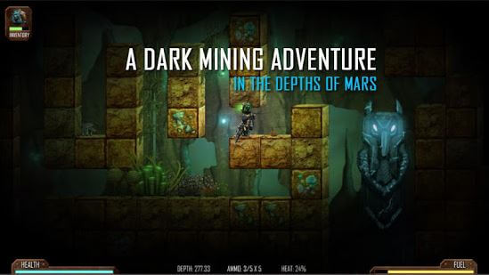 Mines of Mars Scifi Mingin RPG