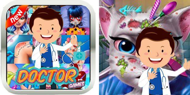 doctor 1001 games
