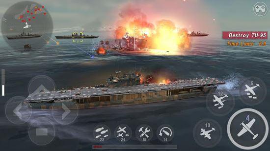 WARSHIP BATTLE 3D World War II