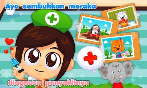 Marbel Rumah Sakit dan Dokter