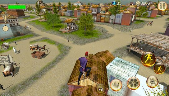 Zaptiye Open World Action Adventure