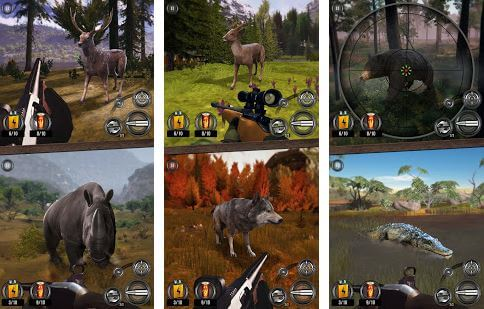 Wild Hunt 3D Sport Hunting Games
