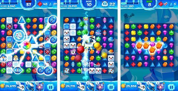 Jewel Pop Mania Match 3 Puzzle