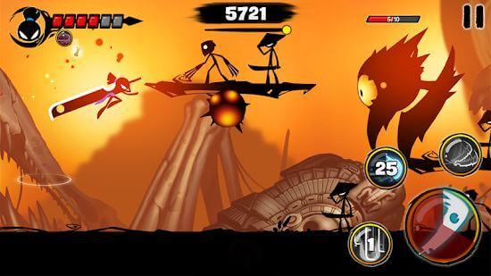 Stickman Revenge 3 - Ninja Warrior