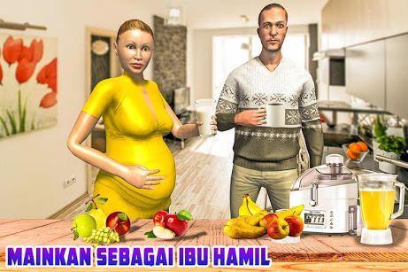 Virtual Pregnant Mom