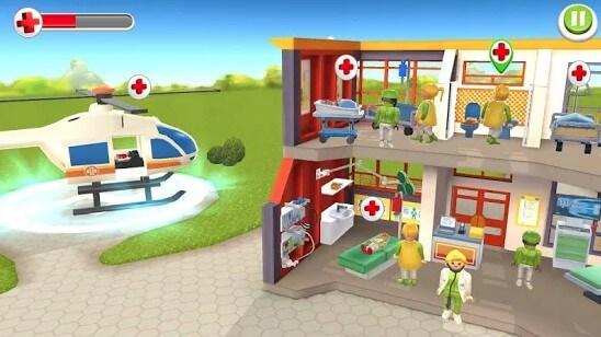 PLAYMOBIL Childrens Hospital