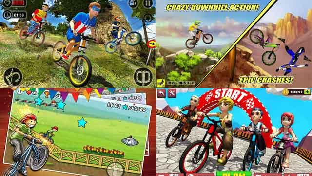game balap sepeda