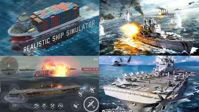 game kapal laut