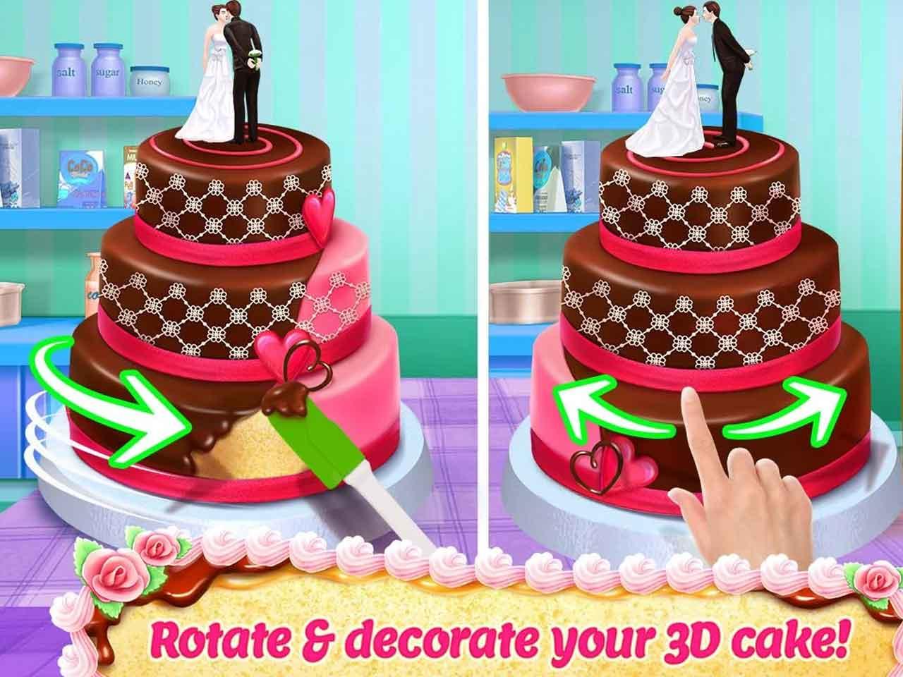 15 Game Memasak Kue Ulang Tahun Dan Pernikahan Terbaik Di Android