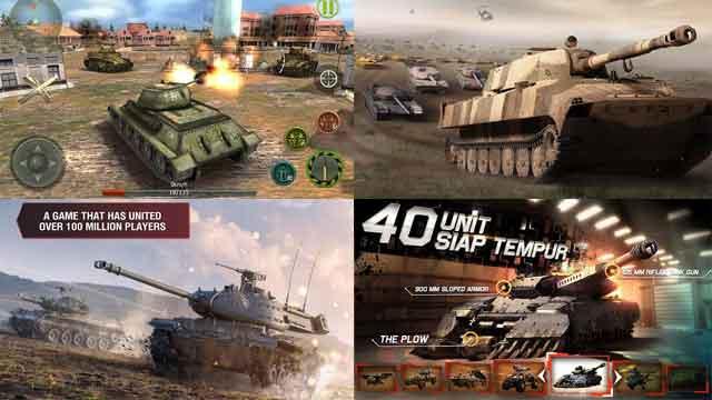 game tank tempur