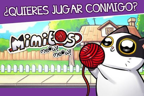 Mimitos Gato Virtual