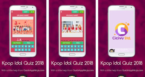 Kpop Idol Quiz