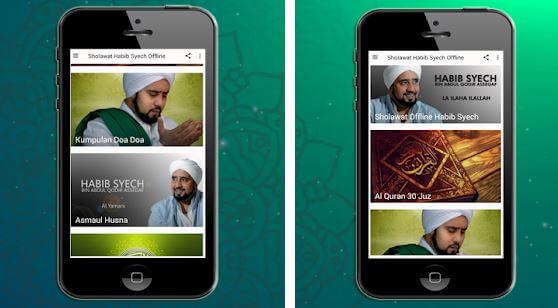 Sholawat Habib Syech Offline