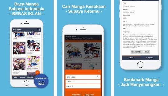 Manga Bahasa Indonesia